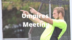 Umpire Committee Meeting @ Waikato Hockey