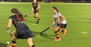 Waikato Hockey players