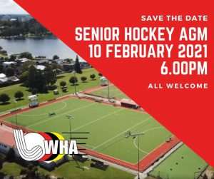 SD AGM @ Gallagher Hockey Centre