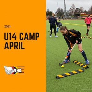 U14 CAMP (APRIL 2021) @ Gallagher Hockey Centre