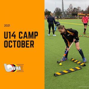 U14 CAMP (OCTOBER 2021) @ Gallagher Hockey Centre