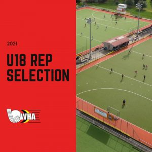 U18 SELECTION TRAININGS @ Gallagher Hockey Centre