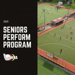 SENIOR PERFORM PROGRAM @ Gallagher Hockey Centre