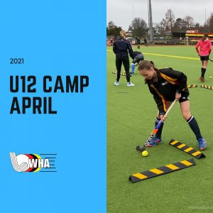 U12 CAMP (APRIL 2021) @ Gallagher Hockey Centre
