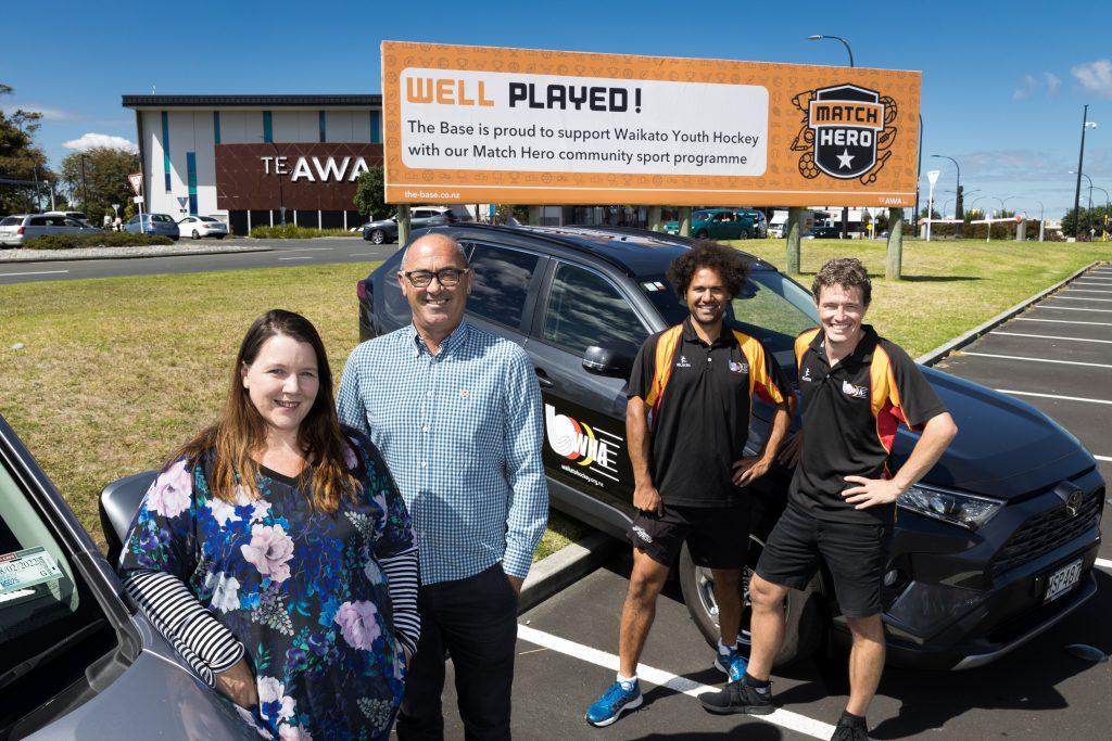 Te Awa The Base | Waikato Hockey Sponsor