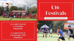 U16 Festivals 2021