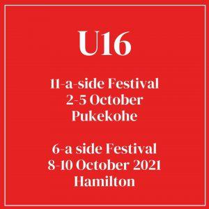 U16 Festival HAMILON