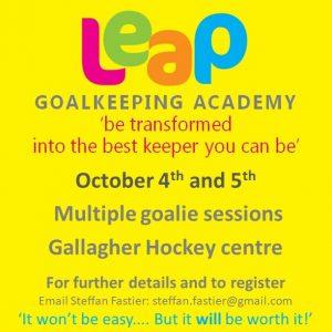 Goal Keeper Academy @ GHC
