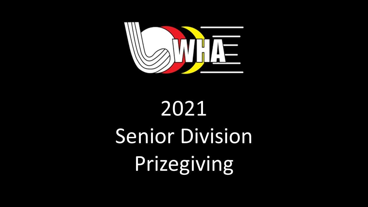 Senior Prizegiving 2021